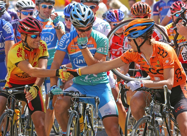 Tour de France 2017 comes to Domme